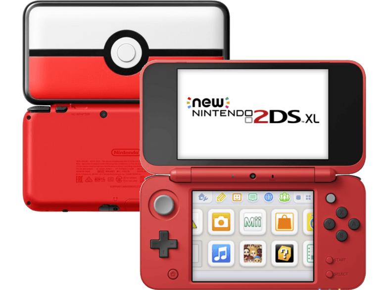 Nintendo 2D Xl Poeball Edition 99€