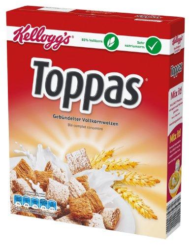 Toppas 375g im 4er Pack Sparabo für 6,65€