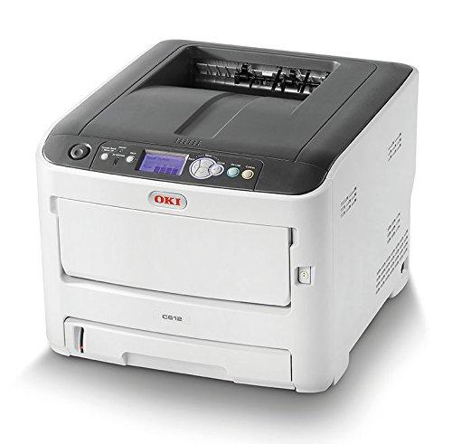 OKI C612n Farblaserdrucker