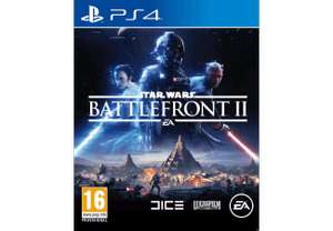 [Mediamarkt] Star Wars: Battlefront 2 (PS4) um 20,-€