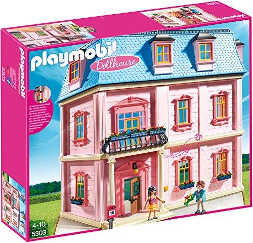 [Amazon] Playmobil - Romantisches Puppenhaus für 76,63 € statt 92,94 €