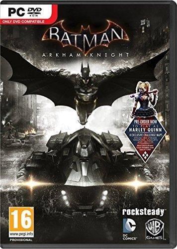 [cdkeys] Batman: Arkham Knight für 2,46 € statt 3,99 €