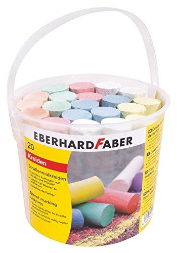 Eberhard Faber - Straßenmalkreide (20 Stück)