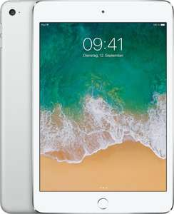 Amazon.es: Apple iPad Mini 4, 128GB, silber, um 332,14€