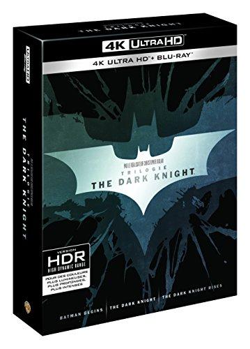 Amazon.fr: The Dark Knight Trilogie, 4K Ultra HD + 2D Blu-ray um 38,22€