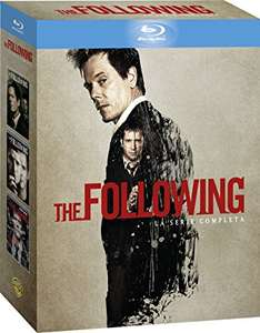 The Following die komplette Serie in deutsch | Blu Ray amazon.it um 28,12 statt 53,42