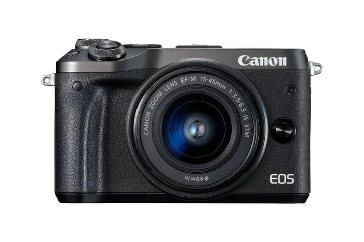 [Grenzgänger Schweiz] - Canon EOS M6 EF-M 15-45mm