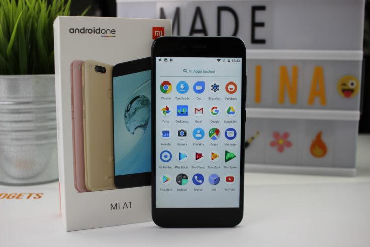 [Gearbest] Bestpreis: Xiaomi Mi A1 mit Android One und 4/64 GB für 160€ inkl Logoix