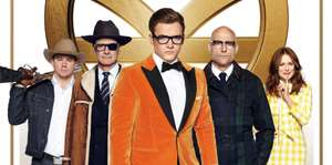 Kingsman Golden Circle um 1,99€ leihen bei Amazon