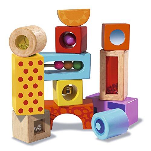 Amazon Prime: Eichhorn - Color Holz-Soundbausteine (12-teilig)