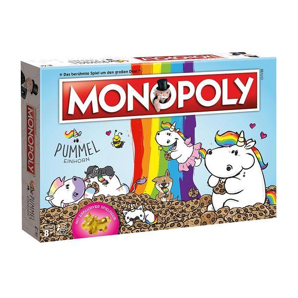 Monopoly Pummeleinhorn für 24,89 EUR inkl. Versand