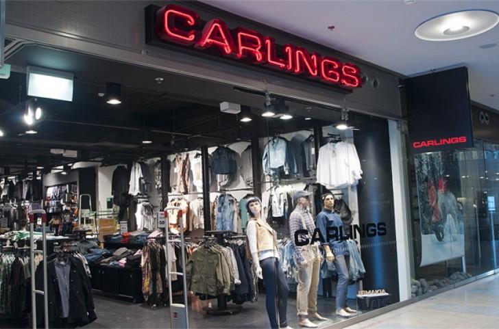 CARLINGS: -20% auf deinen gesamten Einkauf (u.a. auf Levi's, Vans, Dickies,..)