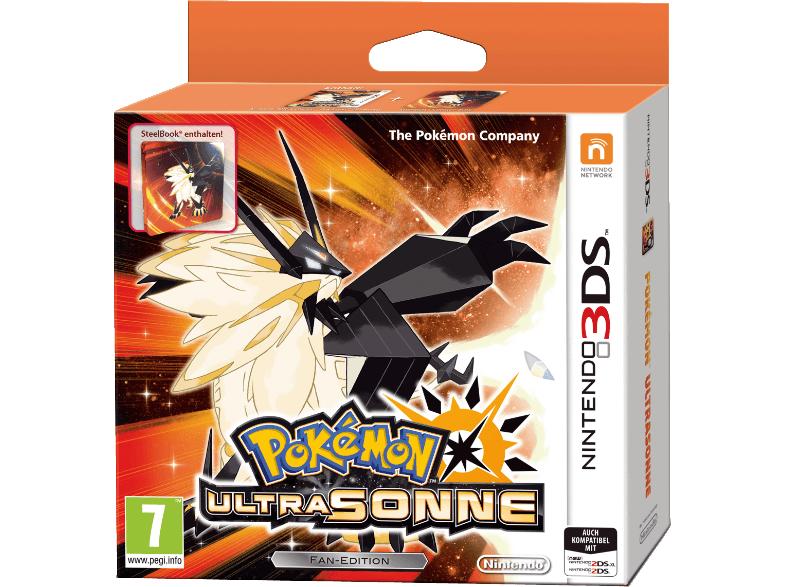 Pokemon Ultrasonne Fan Edition Nintendo 3DS // Joycon Handgelenksschlaufen um je 2€