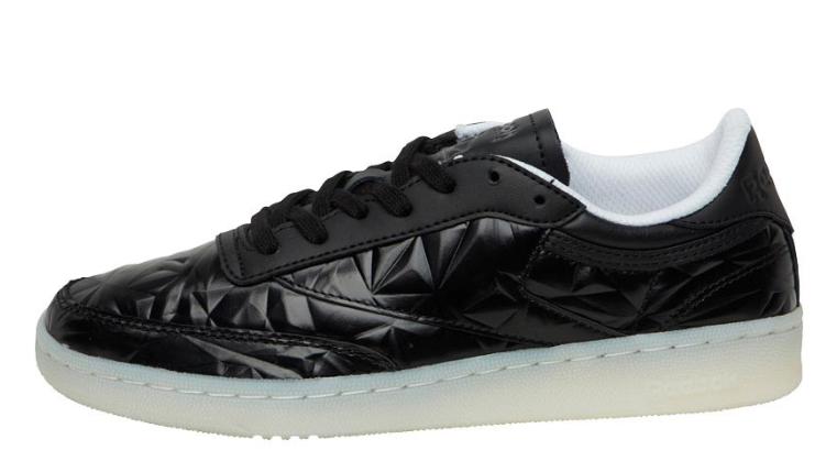 Reebok Classics Damen Club C 85 Textural Sneakers (Gr. 35-42,4)