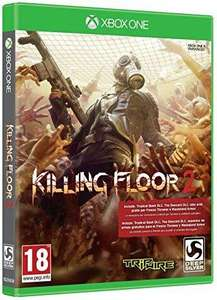 Media Markt lokal: Killing Floor 2 (Xbox One)
