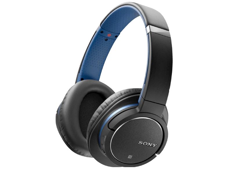 [Mediamarkt] Sony MDR-ZX770BN Bluetooth Kopfhörer mit Noise Cancelling blau für 59,-€
