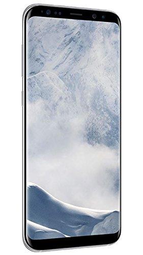 Samsung Galaxy S8+ Smartphone (grau oder silber) für 469€ / WHD ab 412€