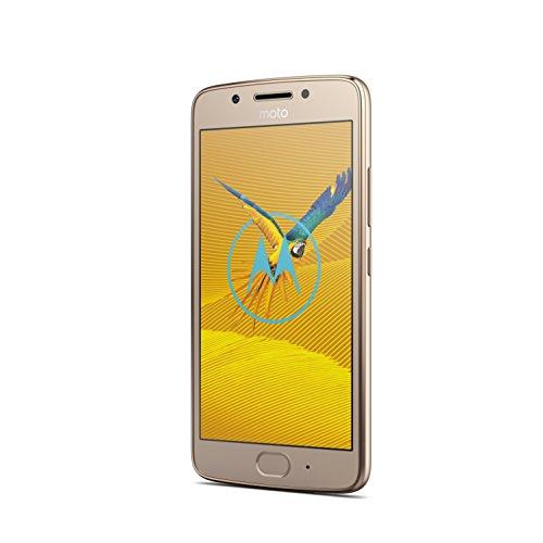 @amazon.de: Motorola Moto G5 (5 Zoll), 2 GB RAM/16 GB) Fine Gold