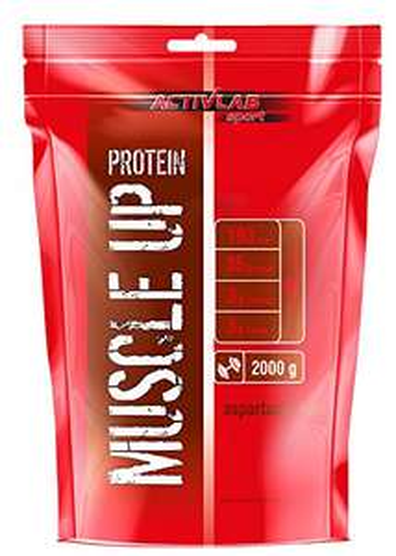Activlab Muscle Up Protein Waldfrüchte (2KG) für 9,90€/ Activlab Protein Shake Schokolade (2KG) für 10,77€ & mehr!