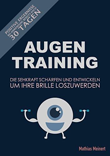 """Ebook Angebot! """"Augentraining: Die Sehkraft schärfen und entwickeln"""" auf Amazon Kindle für nur 0,99€, statt 4,99€!"""