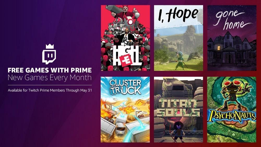 [Amazon Prime und Twitch Prime] 21 Spiele kostenlos nur im Juli und mehr!