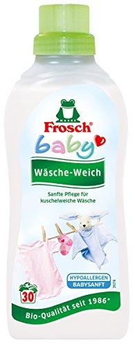 Spar Abo: 8x Frosch baby Wäsche-Spüler (je 750ml)