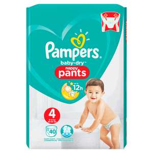 1+1 Gratis Pampers Pants Aktion