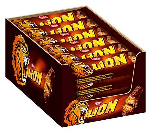 24x Lions Schokoriegel