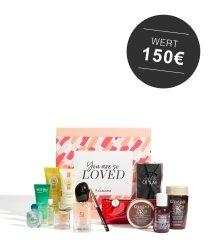 """Flaconi Box mit dem Parfum """"Si"""" von Giorgio Armani oder """"La Vie Est Belle"""" von Lancôme"""