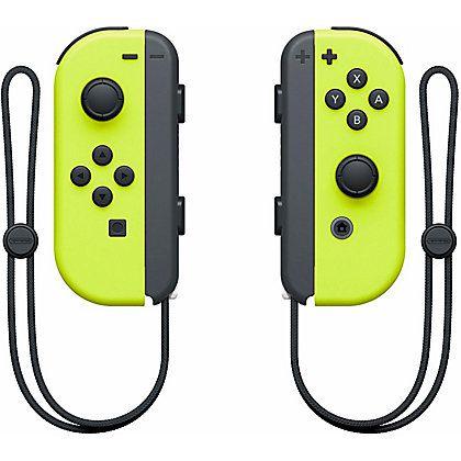 Gelbe Nintendo Joy cons für Universal Premium Kunden ohne Versandkosten.