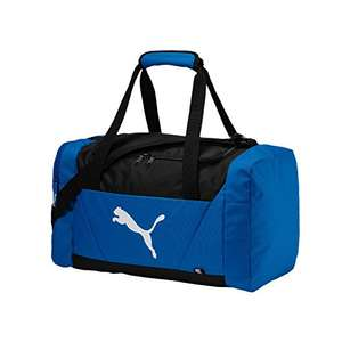 Amazon Prime: Blaue Puma Fundamentals Sports Tasche für Kinder (Größe S)
