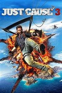 Just Cause 3 (Xbox One) kostenlos FREE PLAY DAYS mit Xbox Live Gold