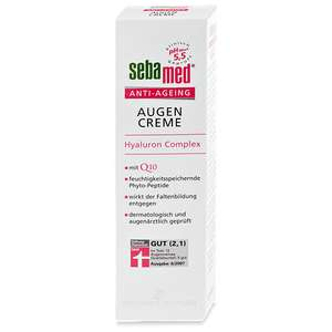 sebamed Anti-Ageing Augencreme Hyaluron Complex
