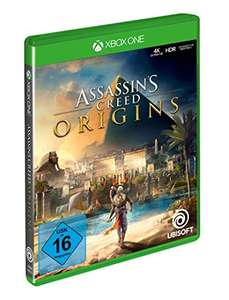 [Amazon.de] [XBONE] Assassin's Creed Origins für €30,24 - Bestpreis