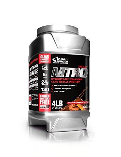 Inner Armour Nitro Peak Chocolate Peanut Butter Protein (1.8KG) für 18,20€