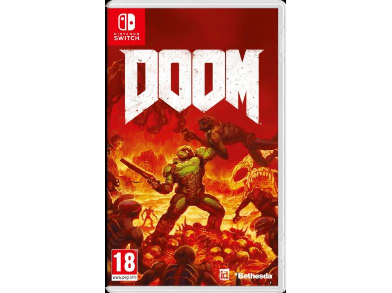 [Saturn.at] [Switch] Doom für €37,- ohne VSK