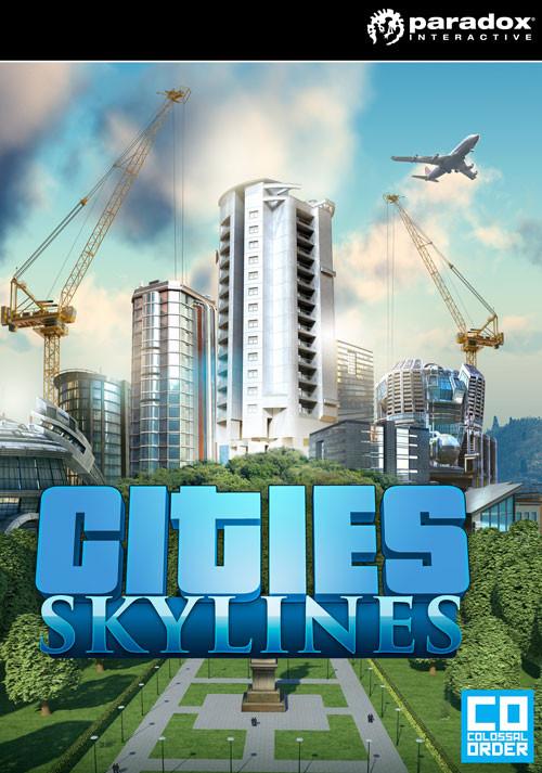 [GamesPlanet] Cities: Skylines (Steam Key)