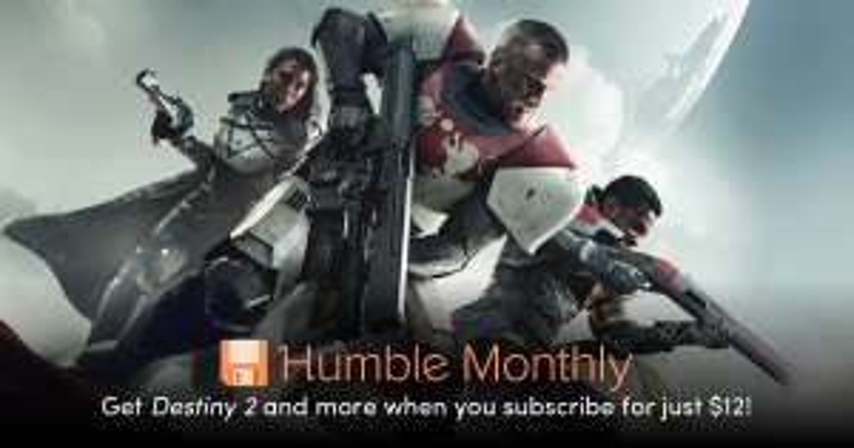 [PC][Battle.net][Humble Monthly] Destiny 2
