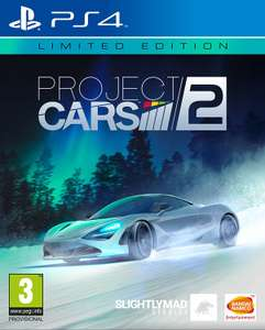 Project CARS 2 - Limited Edition ( PS4/ XB1)