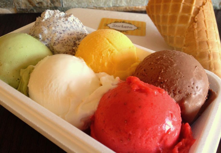 Zuckero - Veganes Eis - Schwedenplatz