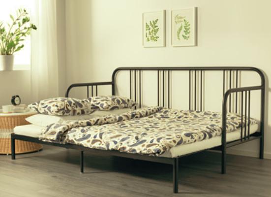 Ikea Wien Nord: Tagesbettgestell FYRESDAL (80x200 cm)