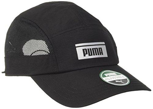 PUMA Pace Panel Cap, Puma Black, OneSize 5,76 Euro als Amazon Plus Produkt