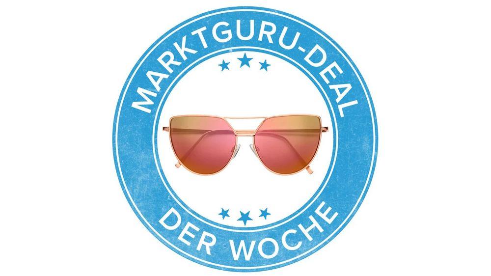 10% on top auf Sonnenbrillen (maximal 5€)