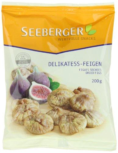 Amazon Sparabo - Seeberger Delikatess-Feigen, 12er Pack (12 x 200 g) 18,33 Euro