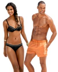 -20% auf Bademode und Strandkleidung