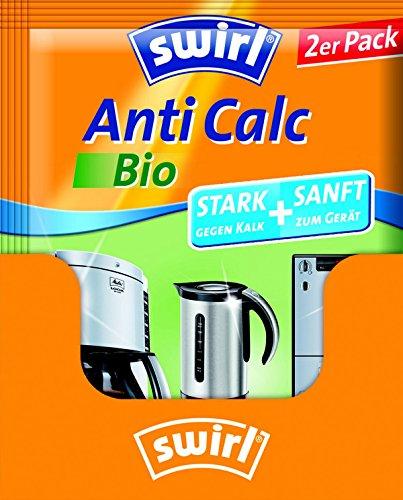 "17x Swirl ""Anti Calc Bio Pulver"" (jeweils 2 Stück)"