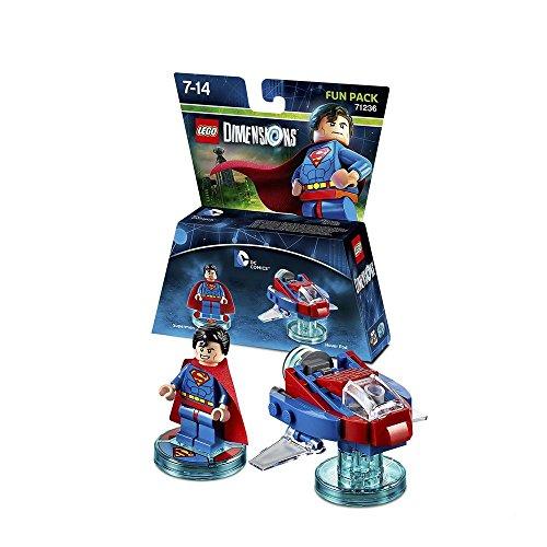 LEGO Dimensions - Fun Pack - Superman für 5,99€