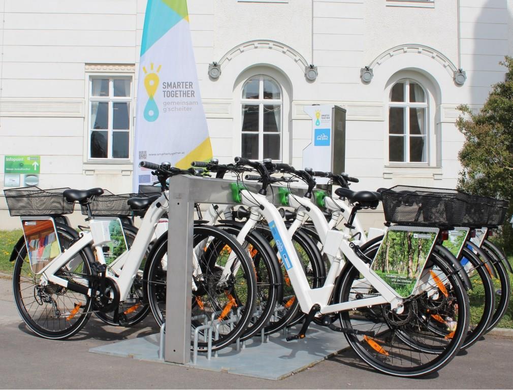 GRATIS e-Bike-Verleih am Wiener Zentralfriedhof (2 Stunden)
