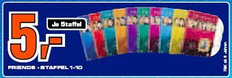 [Serien] Viele DVD-Staffeln zum Schnäppchenpreis