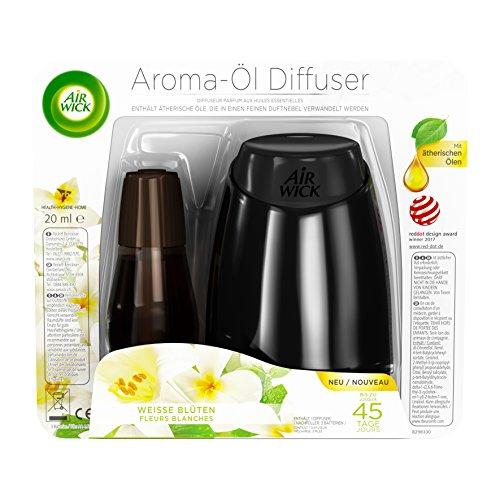 [www.AMAZON.de] Air Wick Aroma-Öl Diffuser Starter-Set für € 10,07 Gratis Versand für Prime Kunden